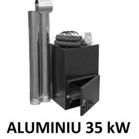 Soba de Aluminiu de 35 kW
