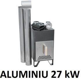 Soba de Aluminiu de 27 kW